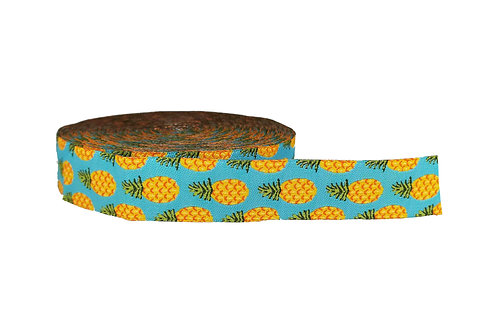 25mm Wide Pineapples Martingale Collar