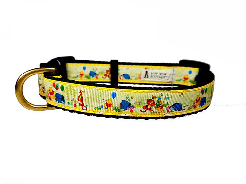 19mm Wide Winnie the Pooh Collar