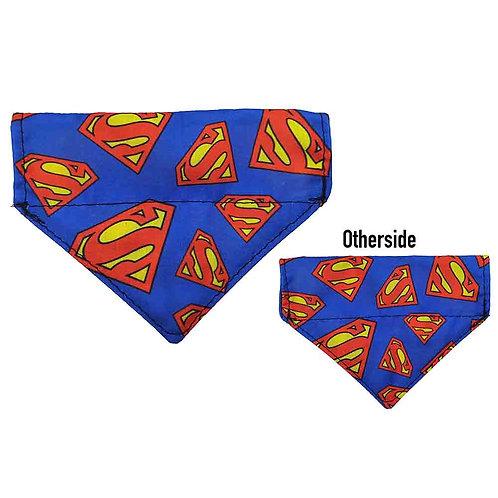 Small Superman Bandana