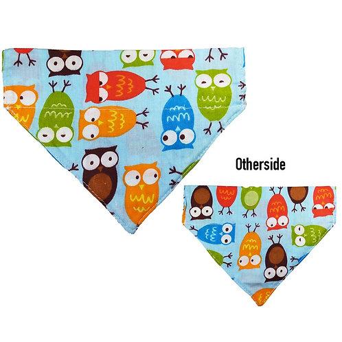 Medium Owls Bandana