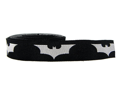 19mm Wide The Dark Knight Martingale Collar
