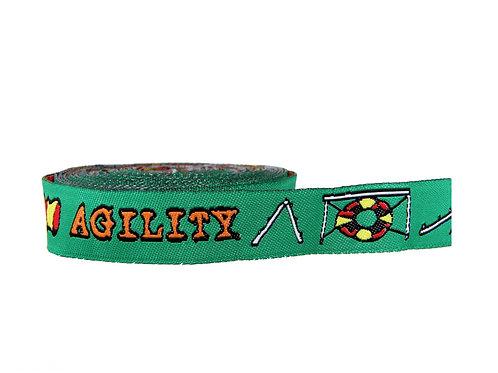 19mm Wide Green Agility Lead