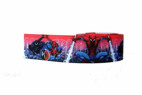 25mm Wide Spiderman V Venom Lead