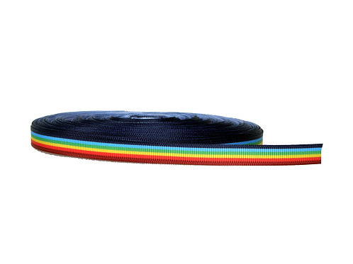 12.7mm Wide Rainbow 2nd Design Double Ended Lead