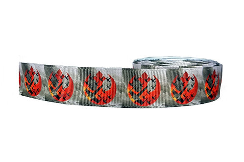25mm Wide Rebel Alliance Double Ended Lead