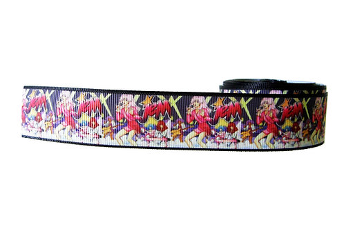 25mm Wide Jem and the Holograms Martingale Collar