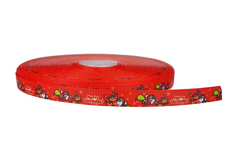 12.7mm Wide Merry Christmas Lead