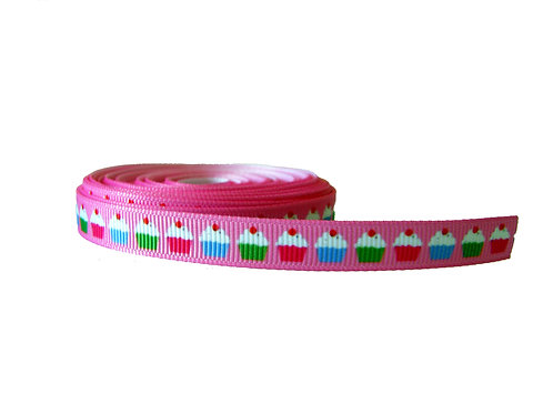 12.7mm Wide Cupcake Double Ended Lead
