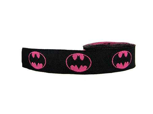 19mm Wide Batgirl Martingale Collar