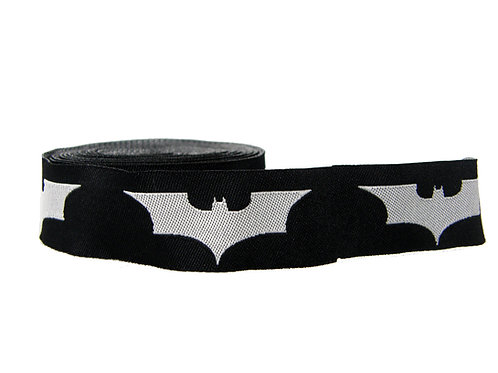 25mm Wide The Dark Knight Double Ended Lead