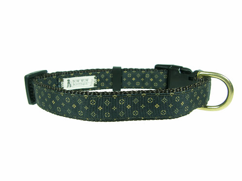 19mm Wide Louis Vitton Inspired Collar