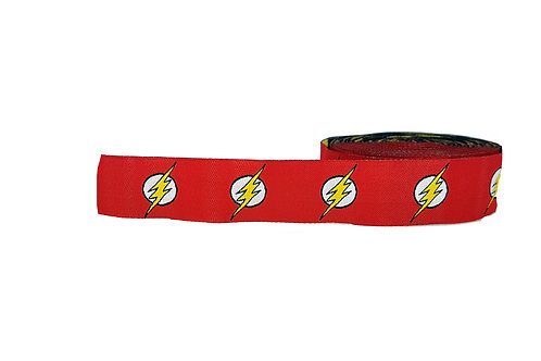 25mm Wide The Flash Martingale Collar