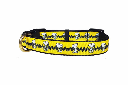19mm Wide Snoopy Collar