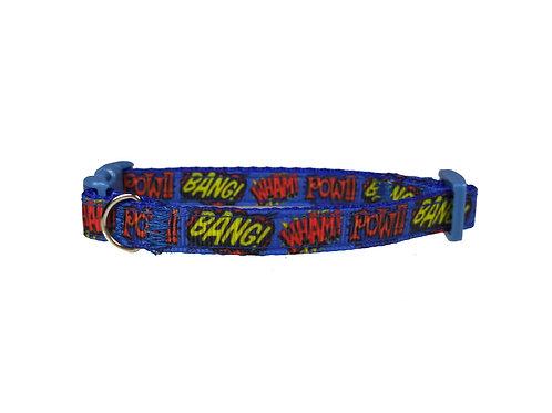 Cat Collar BANG WHAM POW