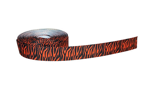 19mm Wide Tiger Stripes Martingale Collar