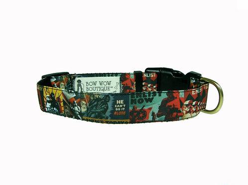25mm Wide Empire Propaganda Dog Collar