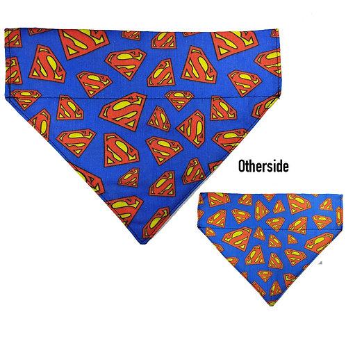 Large Superman Bandana