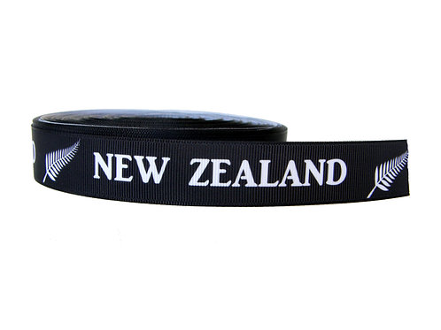 25mm Wide New Zealand Double Ended Lead