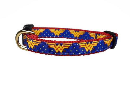 12.7mm Wide Wonder Woman Collar