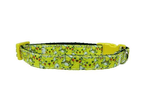 Pikachu Cat Collar