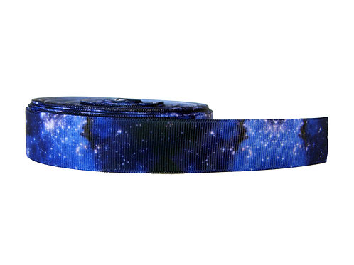 25mm Wide Galaxy Martingale Collar