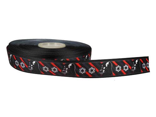 25mm Wide Darth Vader Dog Collar