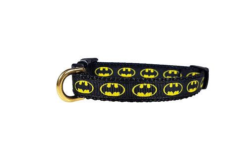12.7mm Wide Batman Collar