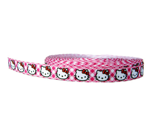 12.7mm Wide Hello Kitty Double Ended Lead