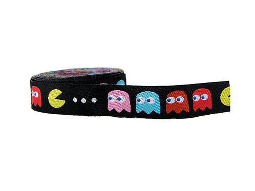 19mm Wide Pacman Martingale Collar