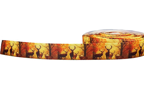 19mm Wide Deer Martingale Collar