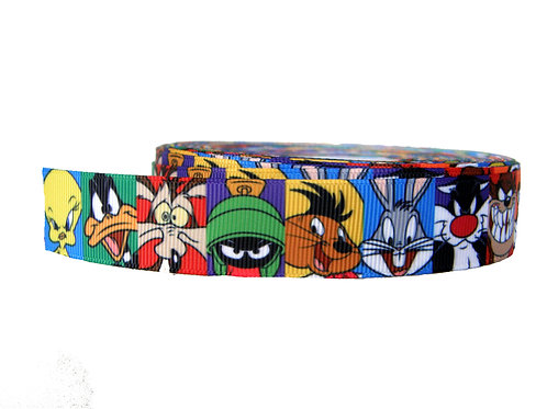 25mm Wide Looney Tunes Double Ended Lead