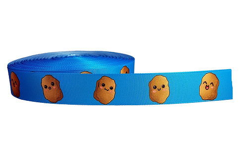 25mm Wide Nuggets Martingale Collar