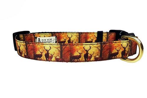 19mm Wide Deer Collar