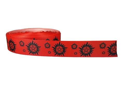 25mm Wide Supernatural Anti-Possession Martingale  Collar