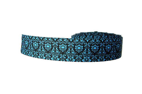 25mm Wide Blue Regal Martingale Collar