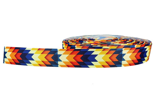25mm Wide Earth Tones Martingale Collar