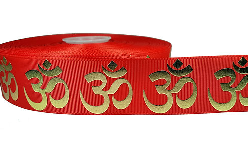 38mm Wide AUM Martingale Collar