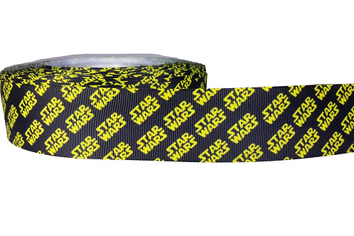38mm Wide Star Wars Martingale Collar