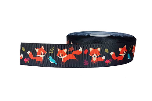 38mm Wide For Fox Sake Martingale Collar
