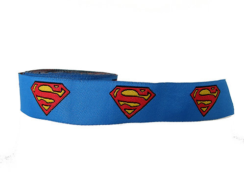 25mm Wide Superman Double Ended Lead