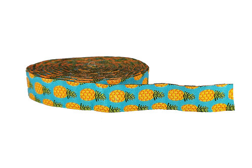 19mm Wide Pineapples Martingale Collar