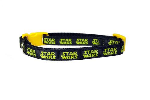 Star Wars Cat Collar