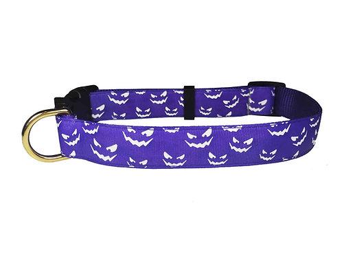 25mm Wide Haunter Dog Collar