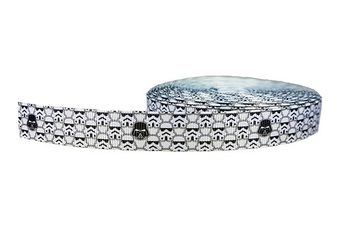 19mm Wide Darth Vader & his Stormtroopers Martingale Collar