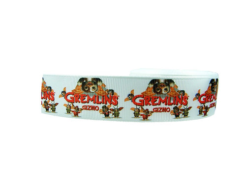 25mm Wide Gremlins Double Ended Lead