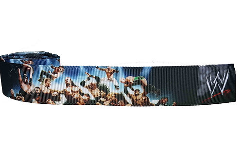 25mm Wide WWE Wrestling Lead