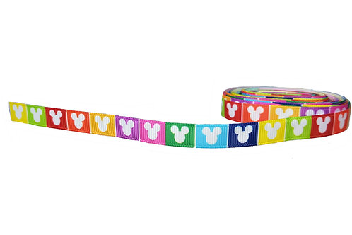 12.7mm Wide Mickey Double Ended Lead