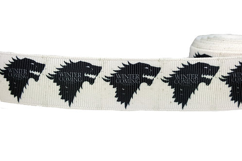25mm Wide Game of Thrones Martingale Collar