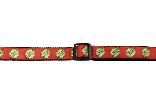 25mm Wide Flash Dog Collar