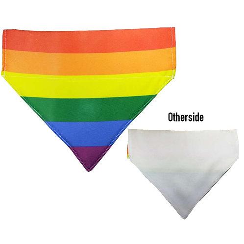 Large Rainbow Bandana